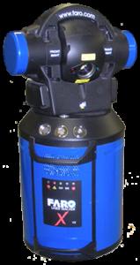 Faro X Laser Tracker